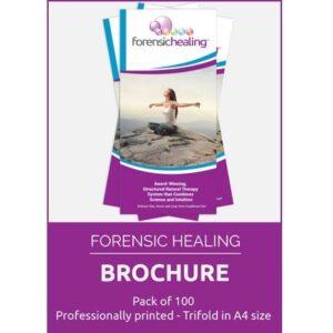 Forensic Healing Brochure