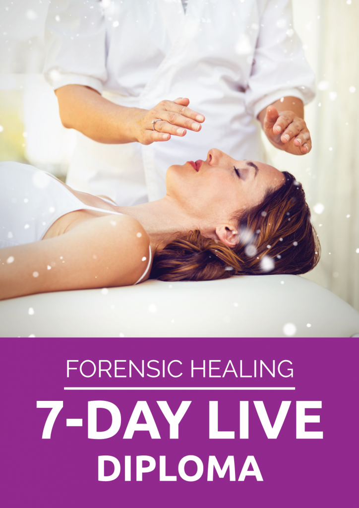 Forensic Healing Diploma Qualification