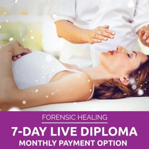 Forensic Healing 7 Day Live Monthly