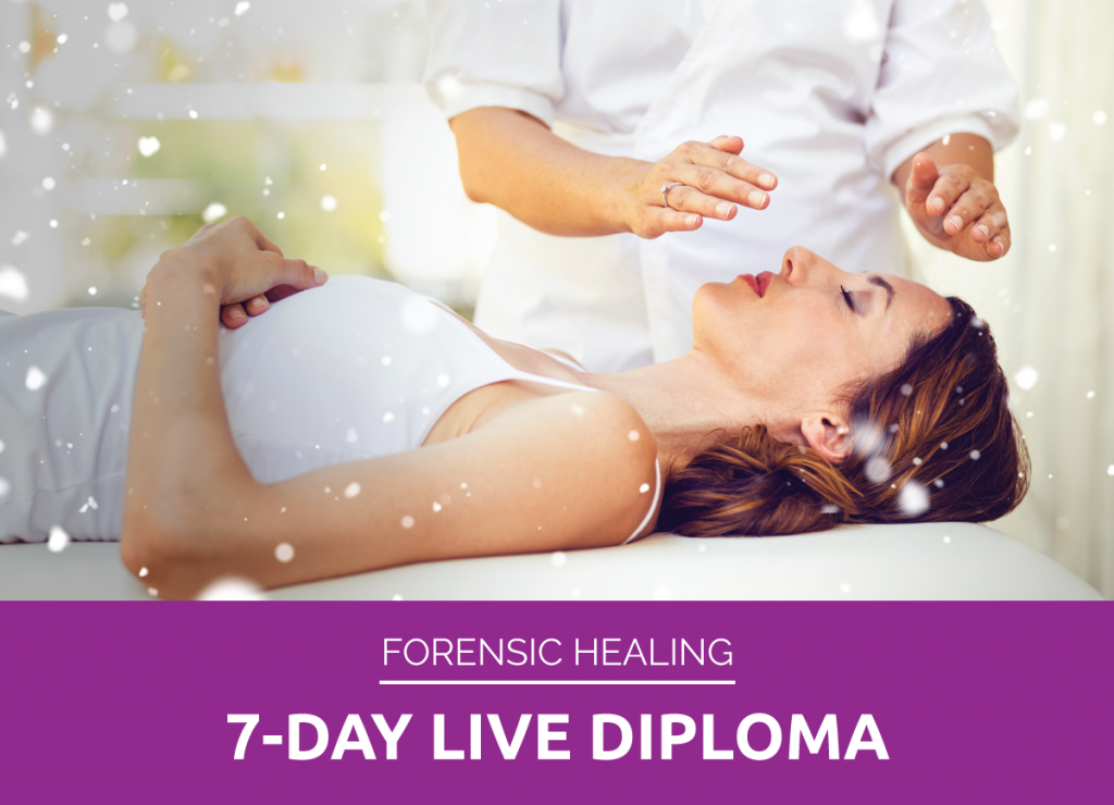 7 Day Live Diploma Healing Course