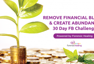 Remove Financial Blocks & Create Abundance 30-Day FB Challenge