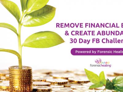 Remove Financial Blocks & Create Abundance 30-Day Challenge