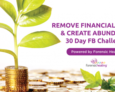 Remove Financial Blocks & Create Abundance 30-Day Challenge