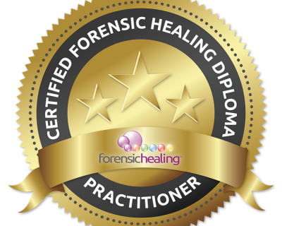 Forensic Healing Diploma Certificate