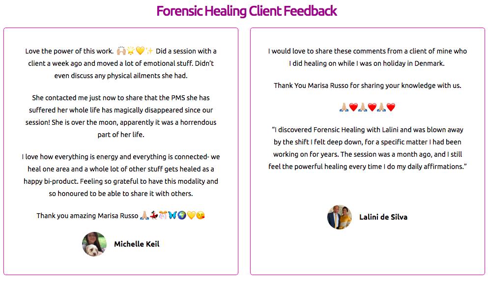 fh client feedback 2
