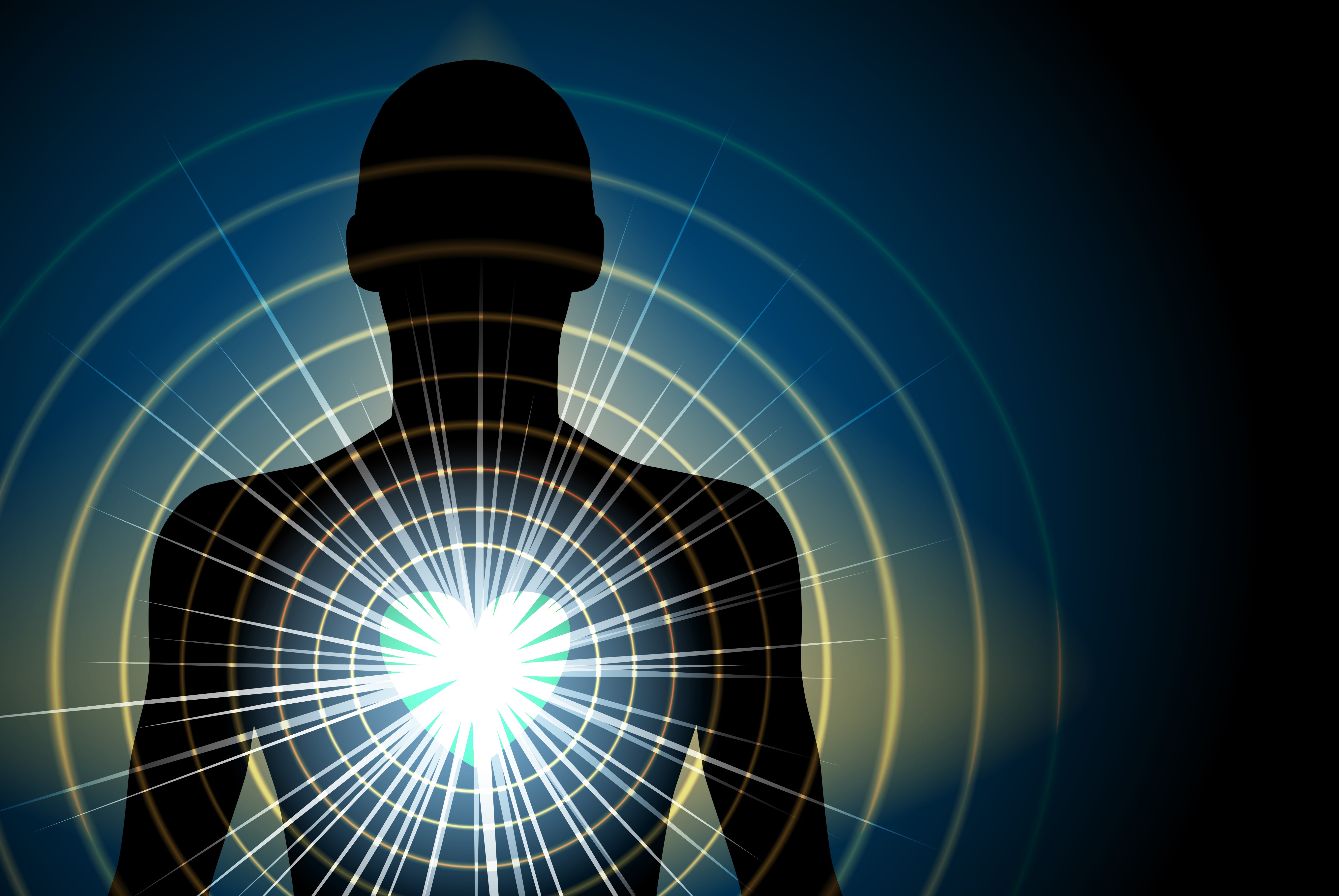 Energy healing for negativity and bad energy